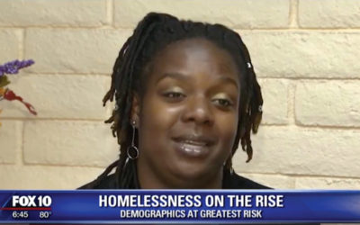 Homelessness On the Rise