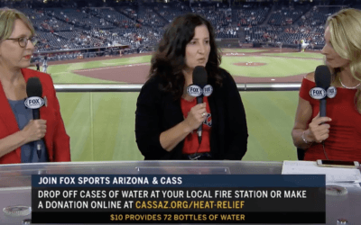 CASS and Fox Sports Arizona Heat Relief
