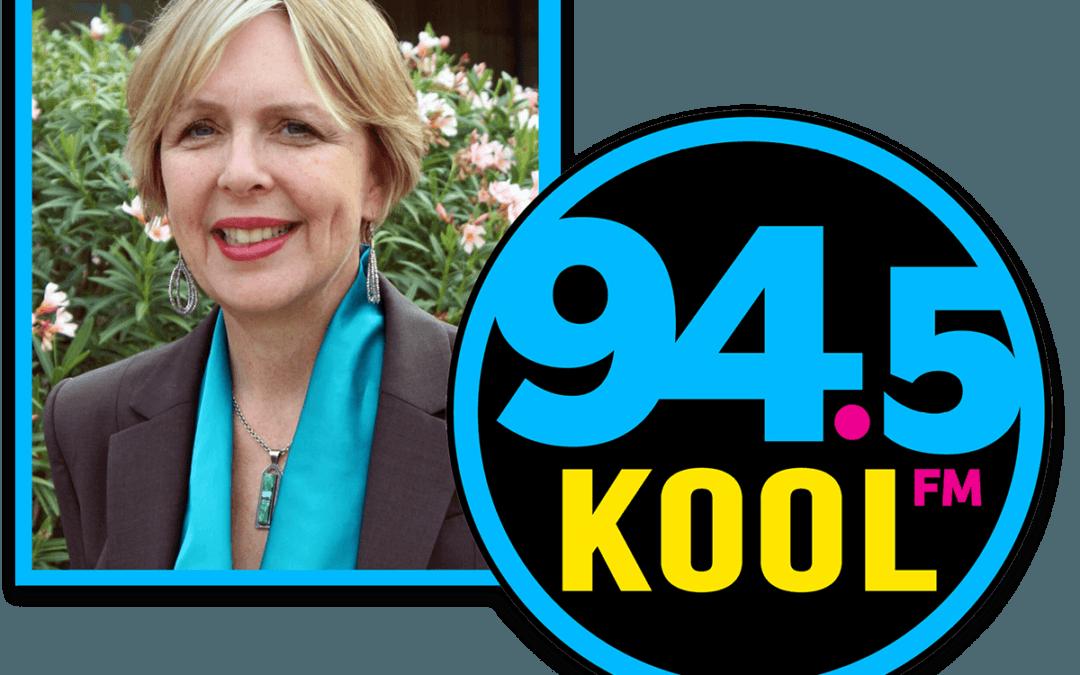 Lisa Glow Interview on KOOL FM Sunday Sunrise